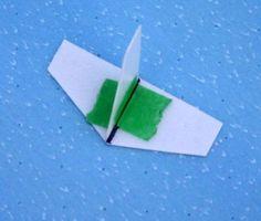Foam Plate and Plastic Straw Gliders | Ideas-Inspire Styrofoam Plates, Airplane Crafts, Gliders, Plastic Cutting Board, Inspire, Inspiration, Design, Templates, Biblical Inspiration
