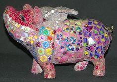 Pig Mosaic from beezmap.com