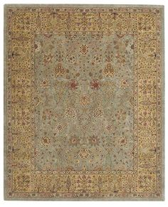 Forest Park Cedars Green Persian Area Rug | Wayfair