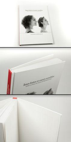 Livre Cartonné en 16x37cm / Couverture quadri sur Couché Satiné 150gr + pelliculage Mat Soft Touch sur carton 20/10ème / Intérieur quadri sur Couché Satiné 115gr #hardcover #HPIndigo