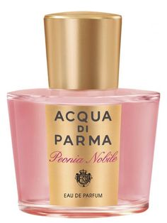 Peonia Nobile Acqua di Parma for women (2016)... Peonia Nobile by Acqua di Parma is a Floral fragrance for women. The fragrance features black pepper, raspberry, peony, geranium, turkish rose, freesia, amber, patchouli and musk. Perfume rating: 4.03 out of 5 with 88 votes. MUST HAVE!!!