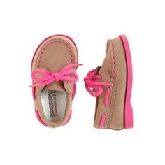 Adorable baby #JCrew Sperry Top-Sider for baby authentic original 2-eye boat shoes  $32.00
