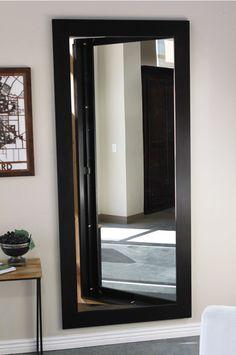 Secret Rooms Ideas For Your Home. We have compiled the most interesting of these Secret Rooms for you. House Design, Door Design, Interior, Room Doors, Hidden Rooms, Mirror Door, Bookcase Door, Bathroom Doors, French Doors Interior
