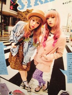 "Kawaii Style - kawaii means ""cute"" in japanese"