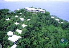 Hotel Villas Caletas Resort and Spa, Costa Rica. The Hotel Villa Caletas is a French built Neo Classical beauty, set upon a cliff like some precious jewel enjoying the spectacular sight of the Pacific Ocean and the Gulf of Nicoya.