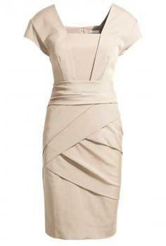 Bandage Wrap Shift Dress