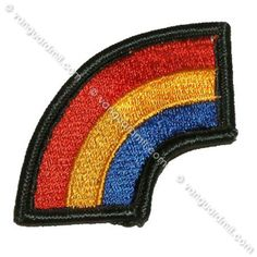 Army Patch: 42nd Infantry Division - color