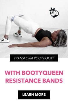 Diet And Workout To Shape Your Butts Drop the fries and move those thighs! booty building workout In Gym Workout Plan For Women, At Home Workouts For Women, Fit Board Workouts, Gym Workouts, Band Workouts, Fat Workout, Resistance Band Exercises, Intense Workout, Strength Training