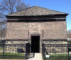 Oldest building in Pittsburgh, Pennsylvania ...Fort Pitt blockhouse
