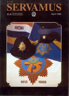 Cold War, Jumpers, Magazine Covers, South Africa, Police, Jumper, Law Enforcement