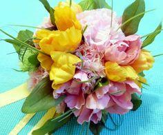 How to make silk flower hair accessories diy pinterest silk shortie diys a bouquet worth tossing wedding diy flowers vancouver p10107701 mightylinksfo