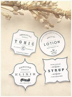 Customize Your Handmade Soaps, Lotions and Potions with Free Printable Labels - Soap Deli News