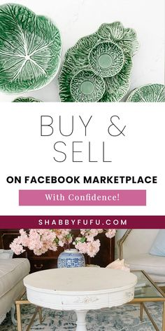 In this post, you'll learn how to buy and sell on Facebook Marketplace with confidence. If you decorate on a budget, check out the tips, etiquette and how to make money as well as save money! Vintage Drums, How To Use Facebook, Selling Furniture, Craft Sale, Decorating On A Budget, Shopping Hacks, Interior Design Inspiration, Etiquette, Seasonal Decor
