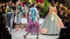 50 Over-The-Top Looks From Paris Couture Week | StyleCaster