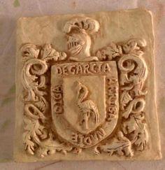 Escudo heraldico del apellido garcia