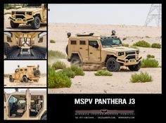 Armoured Personnel Carrier- Panthera J3
