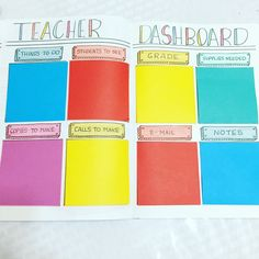 I'm so happy to finally get this post up as so many of you have requested this and I must say this is a pretty lengthy post. I've spent the last month trying to fine tune what would go inside my teacher bujo and believe … Bullet Journal Teacher, Bullet Journal Weekly Spread, Bullet Journal Hacks, Bullet Journal Ideas Pages, Bullet Journal Layout, Bullet Journal Inspiration, Bullet Journals, Bullet Journal Meeting Notes, Teacher Planner