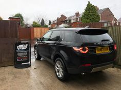 2017 Land Rover Discovery Sport in this morning for Carbon tints to the rears. Land Rover Discovery Sport, Sports, Mothers Love, Hs Sports, Sport
