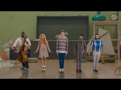 [Official Video] Papaoutai – Pentatonix ft. Lindsey Stirling (Stromae Co...