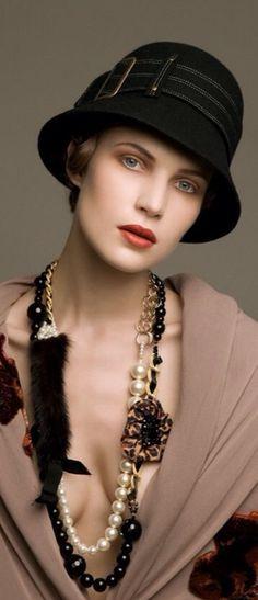 BLACK HAT | ladies hats 2