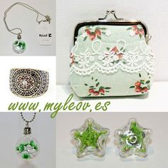 Shop online with lovely things visit www.myleov.es We send all countries #handmade #encanto #bonito #hechoamano #vintage #flores #floressecas #retro #moda #tendencias #myleov