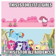 my little pony, friendship is magic, brony - All Audiences