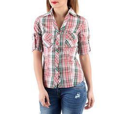 Las camisas de cuadros arrasan esta año 2016.    De tonos suaves serán las protagonistas en el caso de las camisa femeninas.