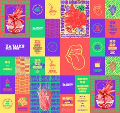 Teng Hsiang Chuang on Behance Book Design Layout, E Design, Fb Banner, Moise, Design Reference, Graphic Design Illustration, Visual Identity, Creative Art, Branding Design