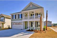 Sanctuary Cove at Cane Bay Plantation by Sabal Homes in Summerville, South Carolina