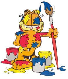 My kids love the garfield comics Garfield Quotes, Garfield Cartoon, Garfield And Odie, Garfield Comics, Old Cartoons, Classic Cartoons, Comic Cat, Garfield Wallpaper, Garfield Pictures