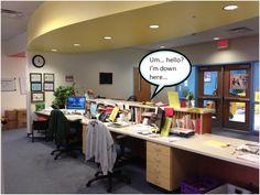 school reception counter - Google Search