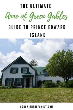 The Ultimate Guide to Prince Edward Island for Fans of Anne of Green Gables - all of the attractions and activities that Anne fans should see and do in Cavendish, Charlottetown and elsewhere on Prince Edward Island. Be kind to the places you visit. Quebec, Cool Places To Visit, Places To Travel, Travel Destinations, Montreal, Pei Canada, Literary Travel, Canadian Travel, Canadian Food