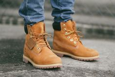 Staple picks for winter, up that footwear game! Timbs are all time classics. Full range of colourways and styles here!