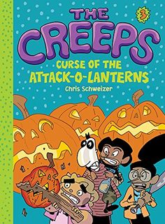 Creeps: Book 3: Curse of the Attack-o-Lanterns by Chris S... https://www.amazon.ca/dp/1419721917/ref=cm_sw_r_pi_dp_x_EAqJybJ06MWT4