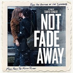 """Not Fade Away"" Signed Vinyl Soundtrack LP - Rare & Unreleased"