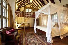 Pin for Later: 10 Hotel Bedrooms That'll Make Any Design Lover Want to Jet-Set Giraffe Manor, Nairobi (Kenya)