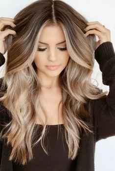 Bronde Balayage, Balayage Brunette, Bronde Haircolor, Bayalage, Hair Color Balayage, Baliage Hair, Honey Balayage, Blonde Hair With Highlights, Brown Blonde Hair