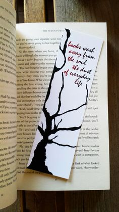 Watercolor Quote Bookmark Paper Bookmark Unique Bookmark Books wash away from the soul the dust of everyday life Reading Gift Book Gift Bookmarks Quotes, Bookmarks For Books, Paper Bookmarks, Watercolor Bookmarks, Watercolor Quote, Crochet Bookmarks, Creative Bookmarks, Handmade Bookmarks, Bookmark Craft