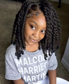 Trendy Crochet Braids Twist Makeup Ideas braid styles for kids Trendy Crochet Braids Twist Makeup Ideas Best Picture For Kids Hairstyles for graduation For Your Taste Lil Girl Hairstyles, Black Kids Hairstyles, Natural Hairstyles For Kids, Kids Braided Hairstyles, Crochet Braids Hairstyles For Kids, Crochet Braids Twist, Crochet Braids For Kids, Curly Hair Styles, Natural Hair Styles