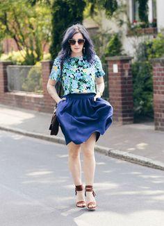Midi Rock kombinieren, how to style a midi skirt, riemchensandalen mit fransen, Pepaloves Eloise skirt, Outfit Midi Rock, Like A Riot, deutscher Mode Blog, Fashion Blog