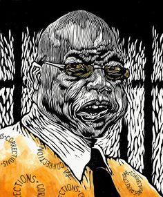 Dinge word al hoe donkerder vir die eens magtige Richard Mdluli