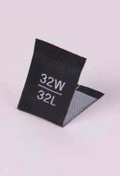 @Sinicline custom woven label #wovenlabel #clothing
