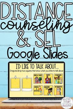 Digital Counseling Feelings & Coping Strategies Activity for Distance Learning - education - Elementary School Counseling, School Social Work, School Counselor, Elementary Schools, Counseling Office, School Classroom, School School, Primary Education, High Schools