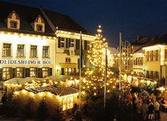 Deidesheimer Weihnachtsmarkt... THE best!