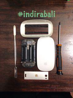 Naked Magic Mouse  #apple #macbookpro #iMac #repair