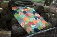 Arrow Tail Quilt Front | Flickr - Photo Sharing!