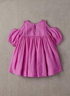 Nellystella Vanessa Dress in Spring Crocus - N15F009