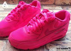 air max 90 pink
