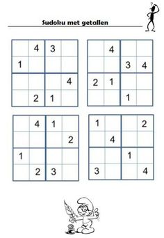 Math Activities For Kids, Autism Activities, Math For Kids, Math Games, Kids Learning, Sudoku Puzzles, Logic Puzzles, Numbers Preschool, Math Numbers