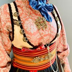 Folk Costume, Costumes, Culture Travel, Filigree, Norway, Sewing, Inspiration, Clothes, Fashion
